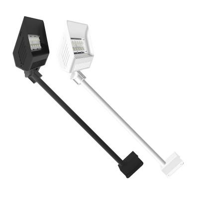 Projecteur LED CREE pour Enseignes 30W Bras 50cm,projecteur enseigne,FL-30-CRT-ECT-50