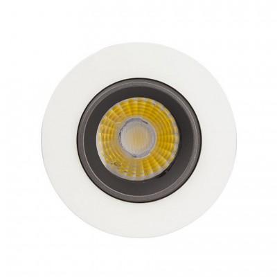 Spot LED Downlight COB Orientable 360º Rond 15W Design FC-DWNL-C15WB Spot LED Carré encastrable