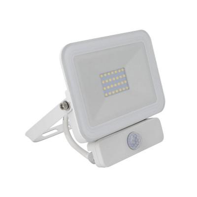 Projecteur LED Extra-Plat avec Détecteur de Mouvement PIR 20W,FPL-SLM-PIR-20, projecteur de présence,pir,