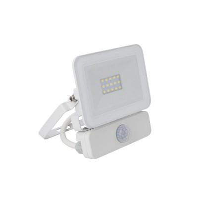 Projecteur LED Extra-Plat avec Détecteur de Présence PIR 10W,FPL-SLM-PIR-10,detecteur de mouvement,PIR,
