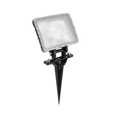 Spot LED sur Piquet Ventura 10W,FC-PNCH-VNT-10W,projecteur jardin,