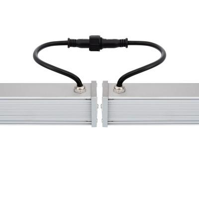 Linéaire LED Wallwasher 500mm 18W IP65 High Efficiency,BNDR-LNL-18W-5M-HE, Barre lineaire led, eclairage monument,