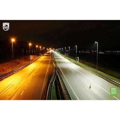 Lampe LED Philips TrueForce Éclairage Public E27 25W Frost HPL. LPHIL-33-FR-HPL , 8718696811016