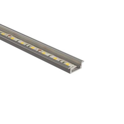 Profilé Encastré en Aluminium 1m pour Rubans LED,PA-046-A56,profilé aluminium led ruban,