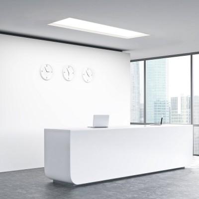 Panneau LED 40W 120x30cm 5200lm High Lumen,PLS-12030-MB,eclairage plafond,