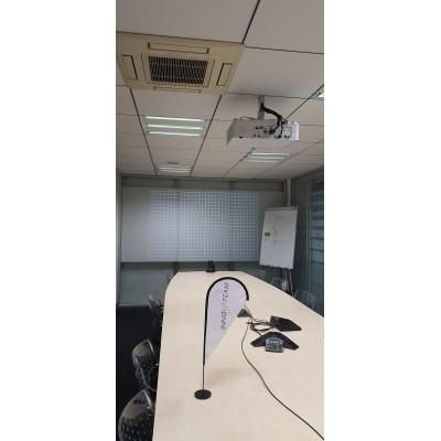 Comment installer un vidéoprojecteur dans une salle de classe ? Installation vidéoprojecteur ,installation videoprojecteur,
