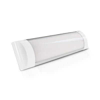 REGLETTE LED 300MM 9W,757540,vision el,barre lineaire led 9W , eclairage mural,