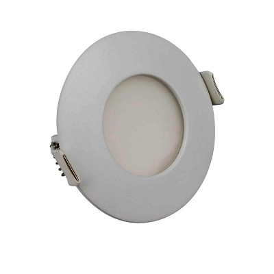 Downlight LED Waterproof IP65 6W DWNL-EXTR-65-6 Plafonniers LED Encastrable Rond Waterproof
