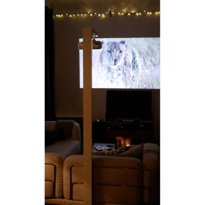 Fixation videoprojecteur plafond , support vidéoprojecteur,