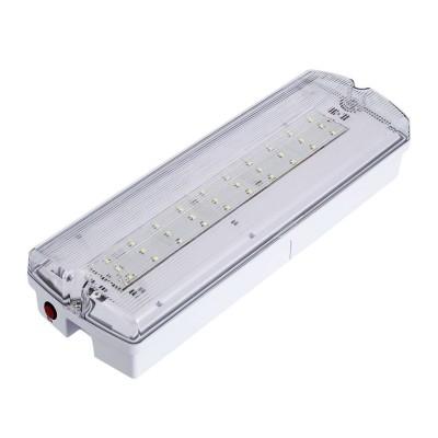 Balise de secours LED,LZ-EMRG-3WI6P5AT,éclairage led de secours,eclairage d'urgence,