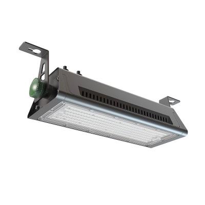 Cloche Linéaire LED LUMILEDS 100W IP65 150lm/W, cloche led lineaire,CMP-LNL-100W-65-100-BN,eclairage industriel,