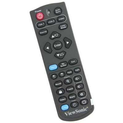 Télécommande vidéoprojecteur Viewsonic PJD5126,PJD5483S ,PJD5550LWS ,PJD5555LW , PJD6223, PJD6253 ,PJD6345, PJD6353S,PJD6353,
