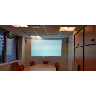 Installation audiovisuelle éducation nationale, installation vidéoprojecteur Créteil, val de marne ,