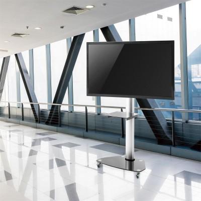 Support écran à roulette LCD 32' à 70'  Hauteur 1m80