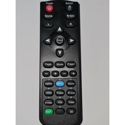 Telecommande OPTOMA X305ST W305ST GT760 45.8QJ01G001 Télécommandes OPTOMA