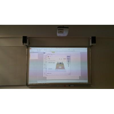 Comment installer un vidéoprojecteur dans une salle de classe ? , installation videoprojecteur paris ,