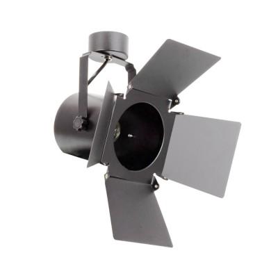 spot douille E27 PAR30,spot multi angles, spot cinema, spot noir e27,FC-PRTLMP-SPRF-CNM-27-PR30,spot musée,