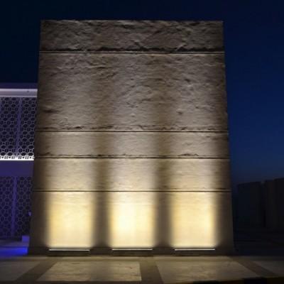 Linéaire LED Wallwasher 1000mm 36W IP65 High RGB,BNDR-LNL-18W-5M-HE-RGB , eclairage exterieur monument historique,