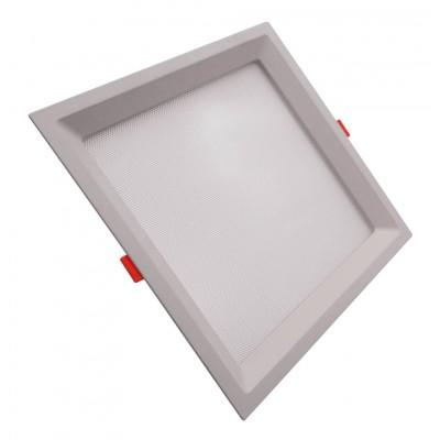 Dalle LED Carrée Slim 16W CCT Sélectionnable LIFUD (UGR17) Coupe 150x150mm,7816S-16W-LIFUD