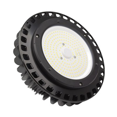 Cloche LED UFO Philips 150W HE à 135LM / W Mean Well Dimmable UFO-P130-MWR-150W Cloche LED Philips - UFO - Driverless