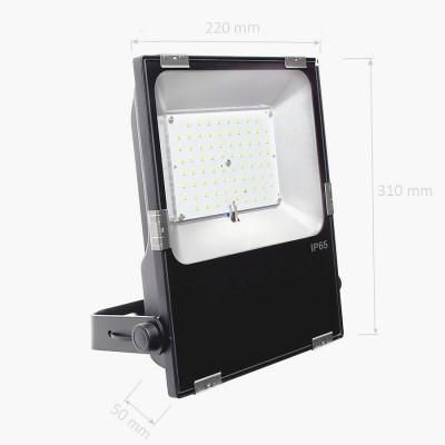 Projecteur LED 60W Slim PRO .  FC-PRYTR-60-SP Projecteur Extra-plat