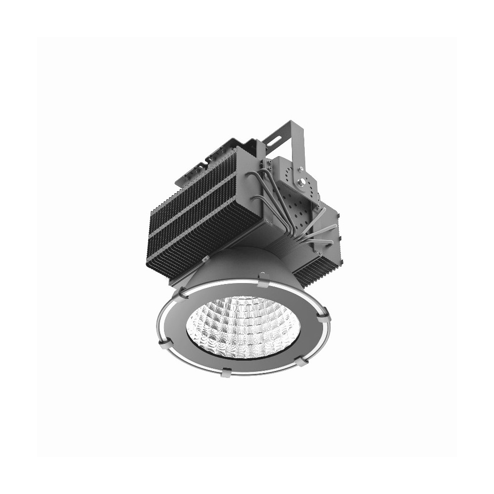 Cloche Industrielle Ohio 100W PM-H10015060  Cloche LED industrielle / Batterie