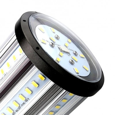 Lampe LED Éclairage Public Corn E40 35W, L-LD-APC-40-35 ,Ampoule LED E40.eclairage de rue,