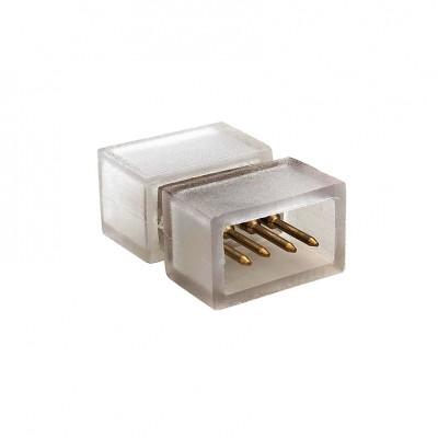 Connecteur Ruban LED SMD 5050 RGB 220V AC -  CONCLIP220-RGB Accessoirs bobine LED