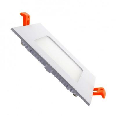 Dalle LED 6W 120x120x20 mm PX-PBD-4S Dalle LED carrée