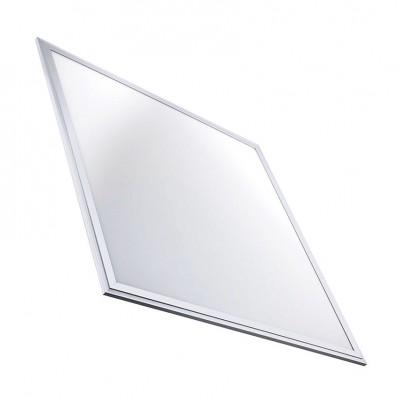 Panneau LED 40W 60x60cm cadre Blanc PL-6060-40-3200-B Panneau 60*60