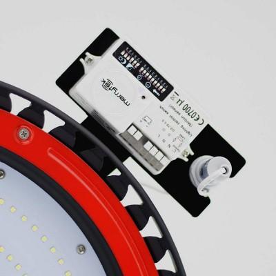Détecteur de Mouvement + Capteur Crépusculaire pour Cloche UFO KT-BS+SNSRMOV-LZ Accessoires Eclairage LED Indus