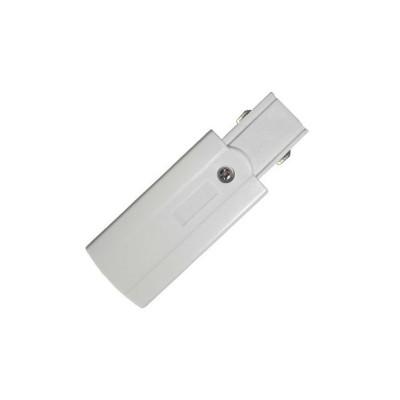 Connecteur d'Alimentation 'Right Side' pour Rail Triphasé CTR-RS Accessoire Spot LED / Rail