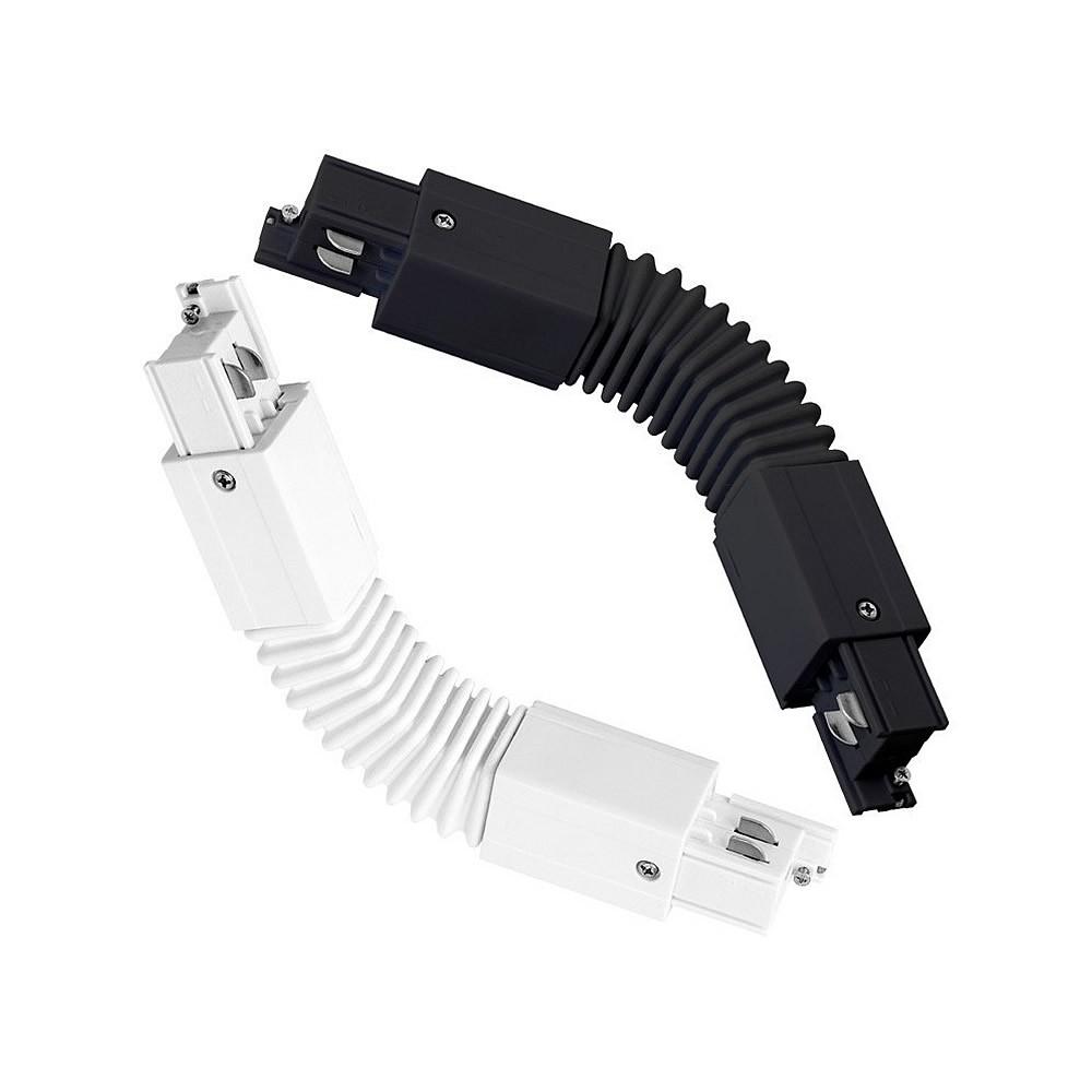 Connecteur Rail Triphasé Flexible CNCTR-FLXB-CT Accessoire Spot LED / Rail