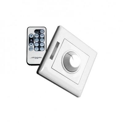 Variateur de puissance LED Triac 300W avec Télécommande IR RL-300-IR Variateur Puissance LED