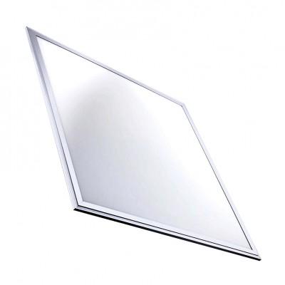 Panneau LED 40W 60x60cm cadre Argenté PL-6060-5200 Panneau 60*60